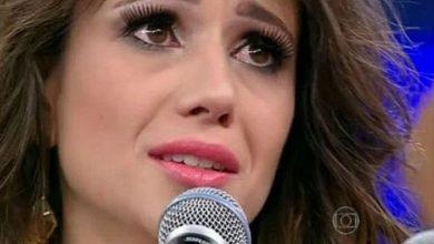 É mentira que Paula Fernandes cancelou shows por falta de público após apoiar PT - Foto/Reprodução: TV Globo