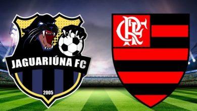 Jaguariúna x Flamengo ao vivo - Foto/Divulgação