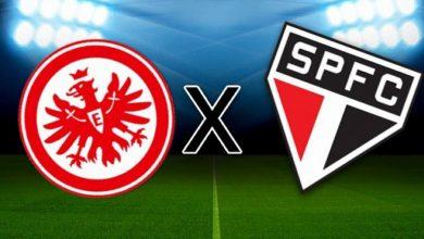 São Paulo x Eintracht Frankfurt ao vivo - Foto/Divulgação
