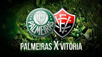Palmeiras x Vitória ao vivo - Foto/Divulgação