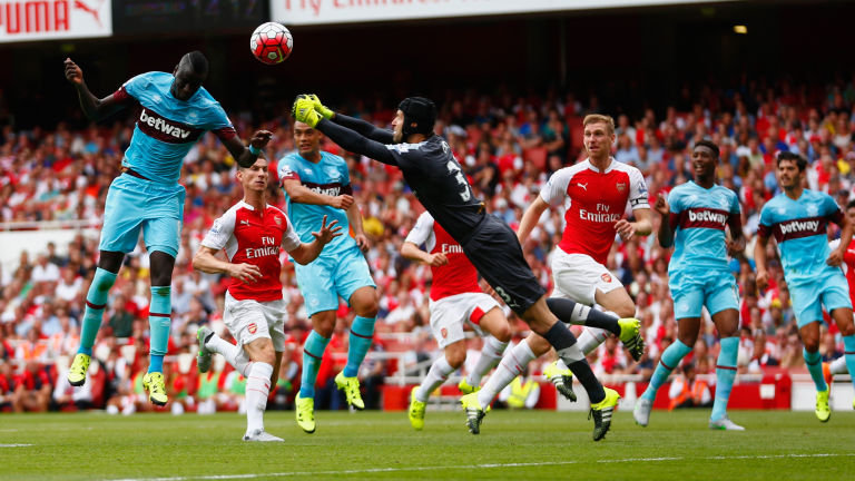West Ham x Arsenal ao vivo - Foto/Divulgação