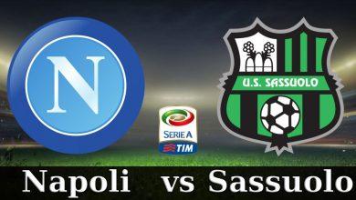 Napoli x Sassuolo ao vivo - Foto/Divulgação