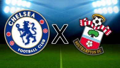 Chelsea x Southampton ao vivo - Foto/Divulgação