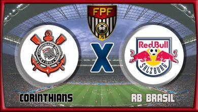 Corinthians x Red Bull ao vivo online - Foto/Divulgação