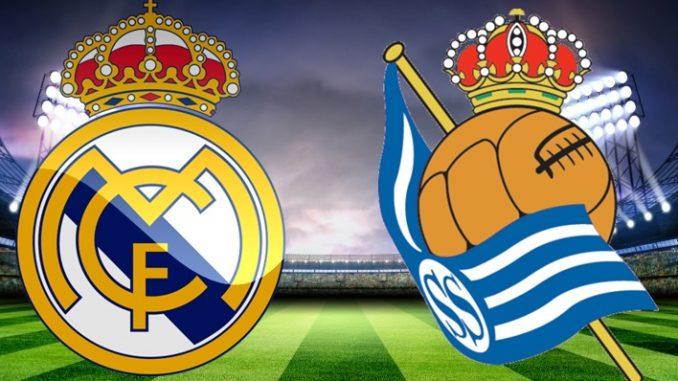 Real Madrid x Real Sociedad ao vivo - Foto/Divulgação