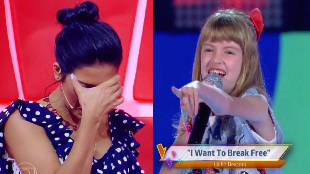 Estreia de nova temporada do The Voice Kids é marcada por emoção e fofura - Foto/Divulgação