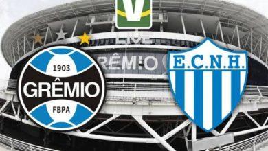 Grêmio x Novo Hamburgo ao vivo - Foto/Divulgação
