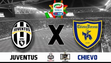 Juventus x Chievo ao vivo - Foto/Divulgação
