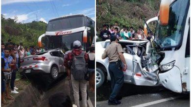 Acidente mata cinco jogadores no Peru -Foto/Divulgação