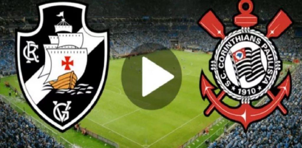 Corinthians x Vasco ao vivo - Foto/Divulgação
