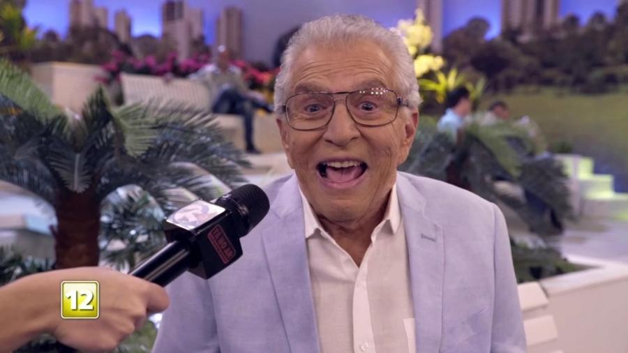 Carlos Alberto de Nóbrega surge em chamada do 'Tá no Ar - A TV na TV' - Foto/Divulgação