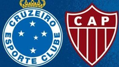 Cruzeiro x Patrocinense ao vivo - Foto/Divulgação