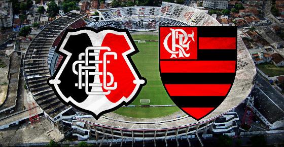 Santa Cruz x Flamengo ao vivo - Foto/Divulgação