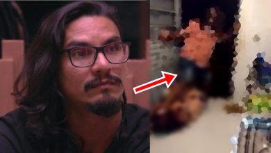 Vanderson, do BBB 19, não é homem das imagens que bate em mulher - Foto/Divulgação