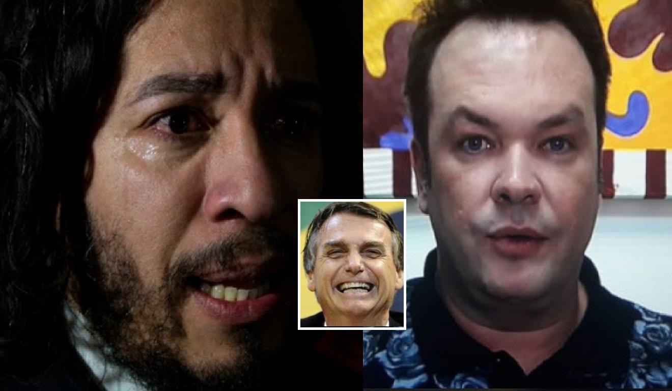 Apresentador gay humilha Jean Wyllys e diz verdades: 'Menos um para pagar salário' - Foto/Divulgação