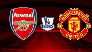 Arsenal x Manchester United ao vivo - Foto/Divulgação