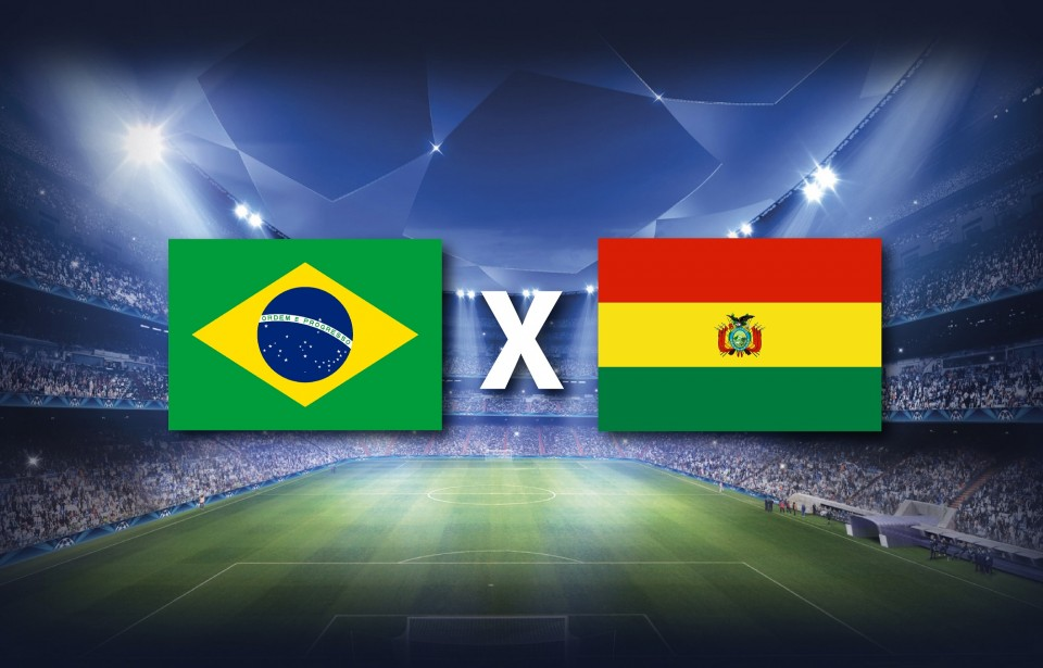 Brasil x Bolívia ao vivo - Foto/Divulgação