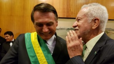 Alexandre Garcia nega participação no governo Bolsonaro Imagem: Reprodução/Twitter