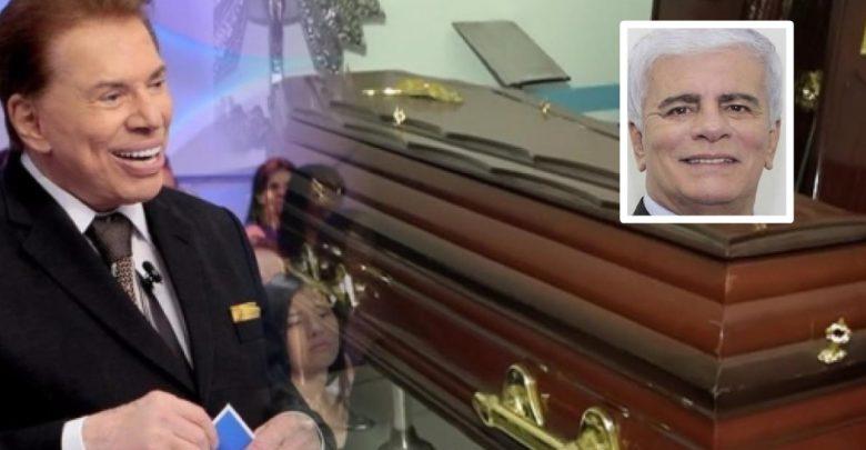 Silvio Santos descobre morte de amigo e comove com atitude - Foto/Divulgação