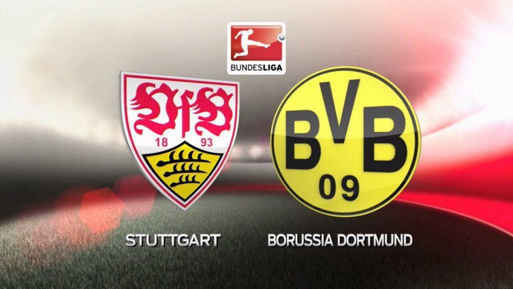 Borussia Dortmund x Stuttgart ao vivo - Foto/Divulgação