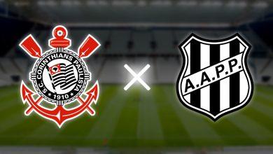 Corinthians x Ponte Preta ao vivo - Foto/Divulgação
