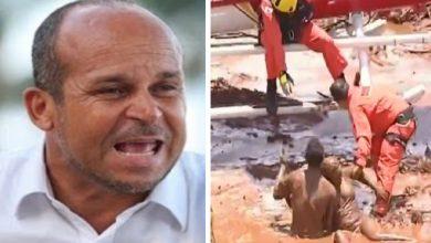 Vidente Carlinhos teria feito previsões de Brumadinho e morte de apresentador - Foto/Divulgação
