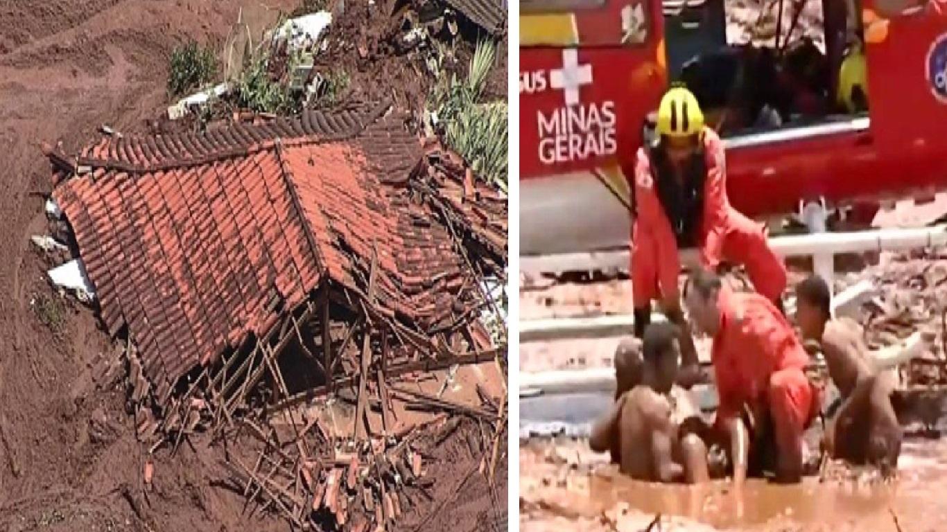 Verdade sobre a tragédia em Brumadinho começa a aparecer - Foto/Divulgação
