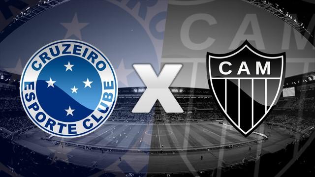 Cruzeiro x Atlético-MG ao vivo - Foto/Divulgação