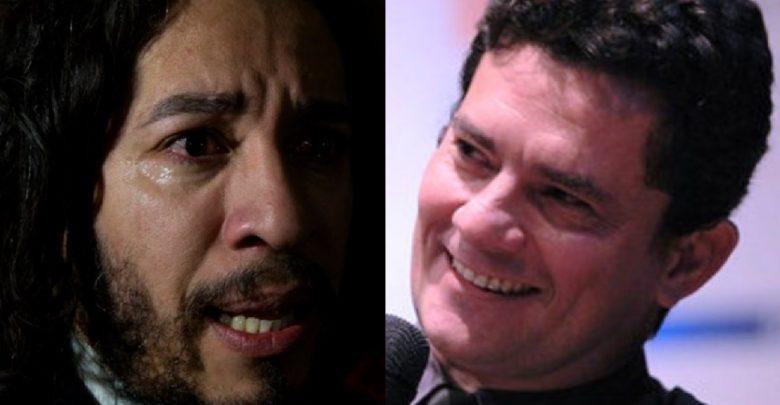 Jean Wyllys pede ajuda a Sérgio Moro - Foto/Divulgação