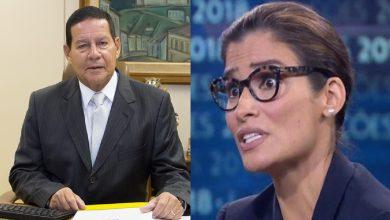 Fake news envolvendo General Mourão e Globo acabou tendo grande repercussão - Foto/Divulgação