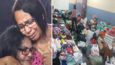 Galpões com doações para Brumadinho são furtados - Foto/Divulgação