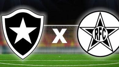 Botafogo x Resende ao vivo - Foto/Divulgação