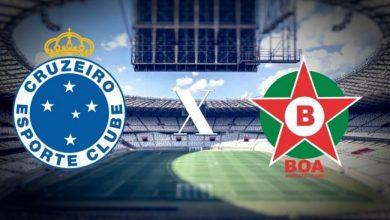 Cruzeiro x Boa Esporte ao vivo - Foto/Divulgação