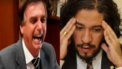 """Jean Wyllys sai do Brasil e Bolsonaro comemora """"lindamente"""" - Foto/Divulgação"""
