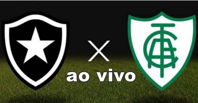 América-MG x Botafogo ao vivo - Foto/Divulgação