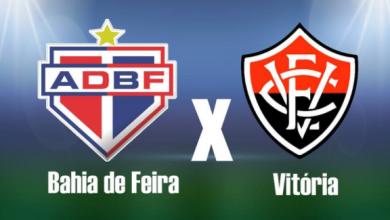 Bahia de Feira x Vitória ao vivo - Foto/Divulgação