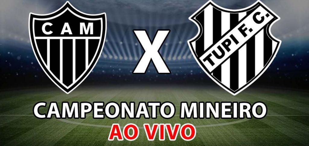 Atlético-MG x Tupi ao vivo - Foto/Divulgação