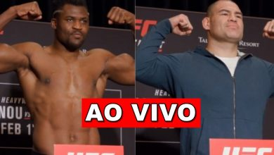 UFC Phoenix ao vivo - Foto/Divulgação