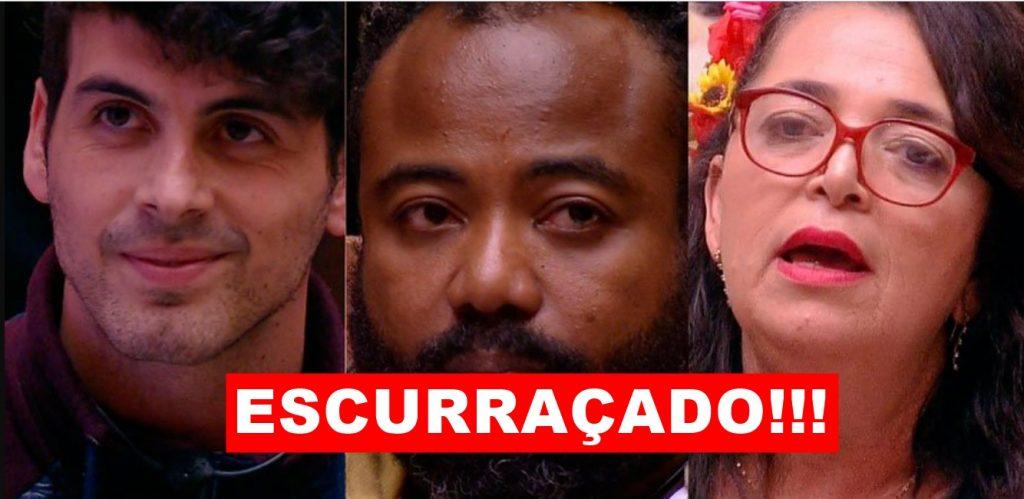 Maycon, Rodrigo ou Tereza: saiba quem deve ser eliminado no BBB em enquete UOL - Foto/Divulgação