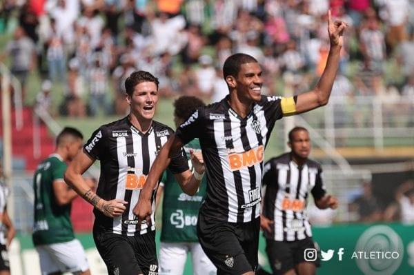 Atlético-MG x Defensor Sporting ao vivo - Foto/Divulgação