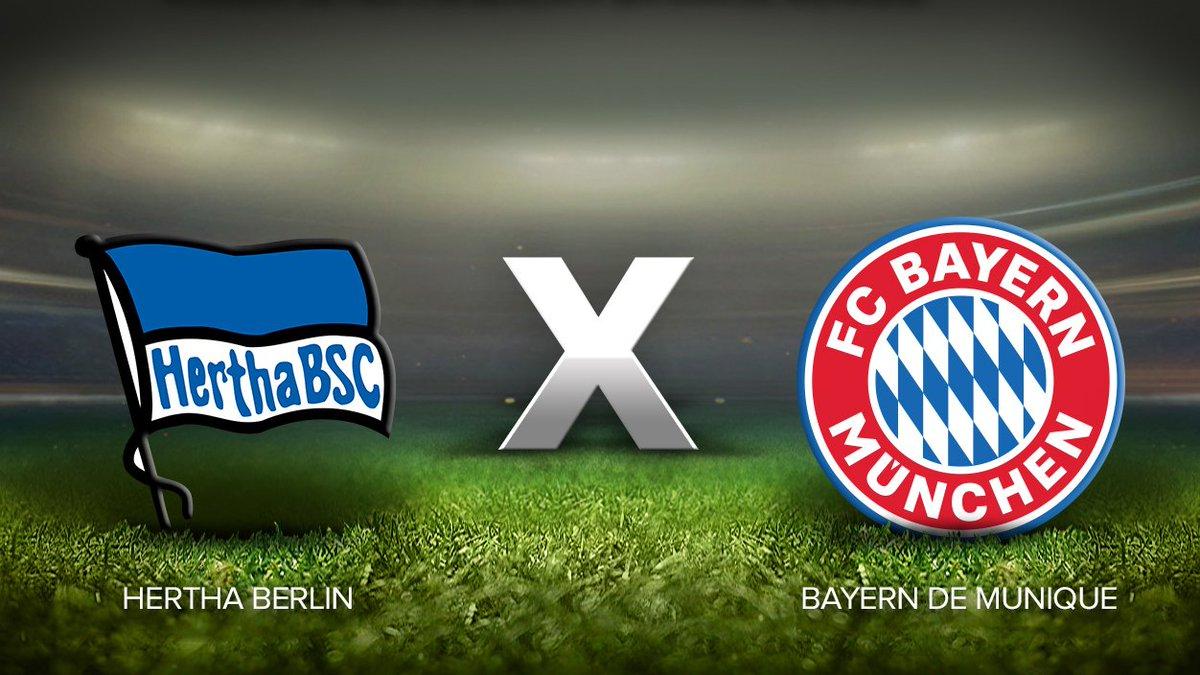 Bayern de Munique x Hertha ao vivo - Foto/Divulgação