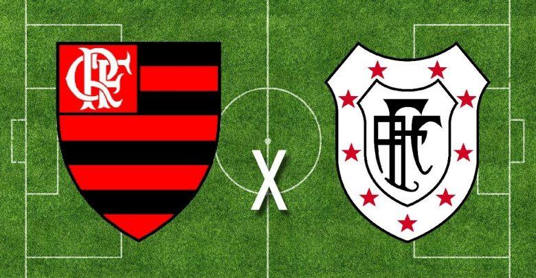 Jogo Flamengo x Americano ao vivo  Assistir online grátis 04503f22cf57b
