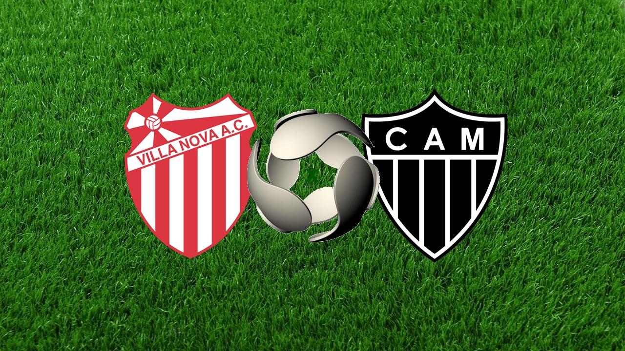 Atlético-MG x Villa Nova ao vivo - Foto/Divulgação