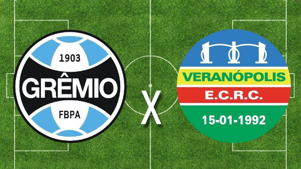 Grêmio x Veranópolis ao vivo - Foto/Divulgação