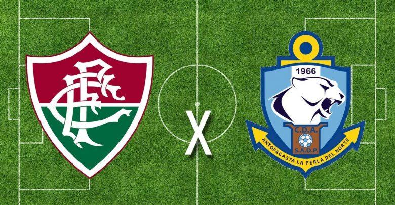 Jogo Fluminense x Antofagasta ao vivo  Assistir online grátis d67cb77145d27