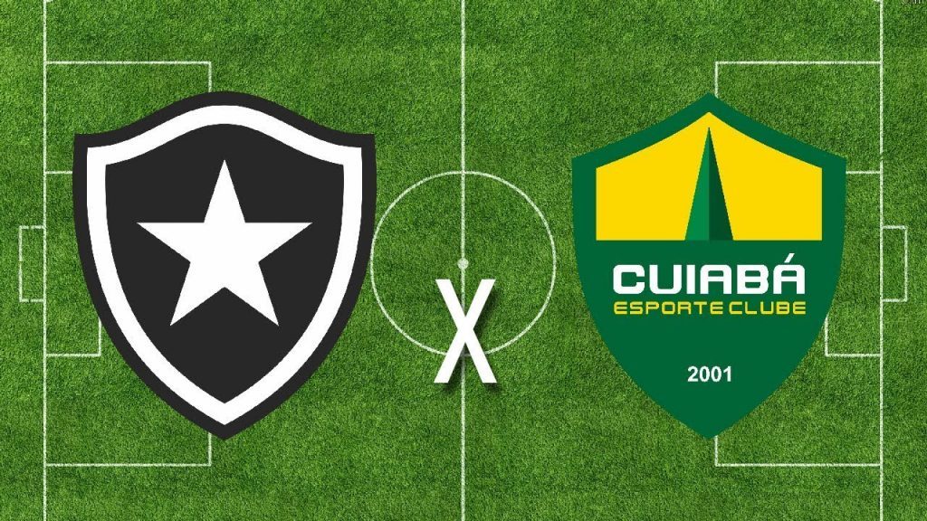 Botafogo x Cuiabá ao vivo - Foto/Divulgação