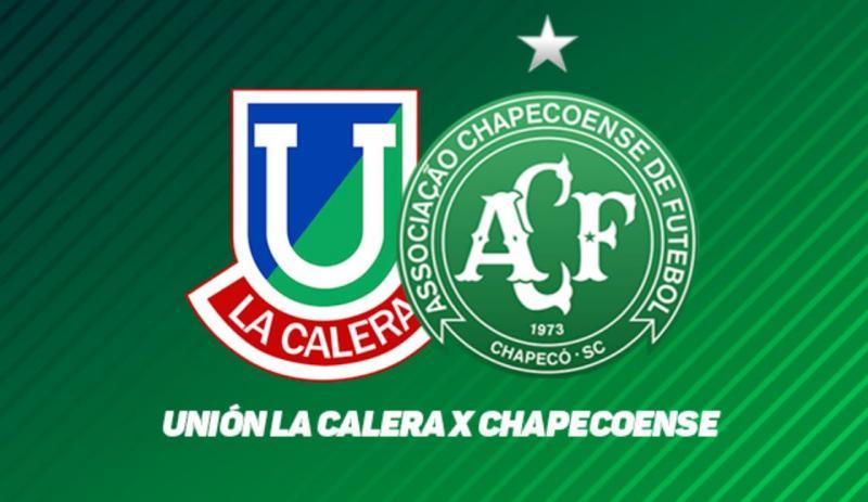 Unión La Calera x Chapecoense ao vivo - Foto/Divulgação
