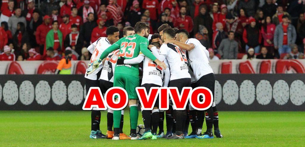 Vasco x Juazeirense ao vivo - Foto/Divulgação