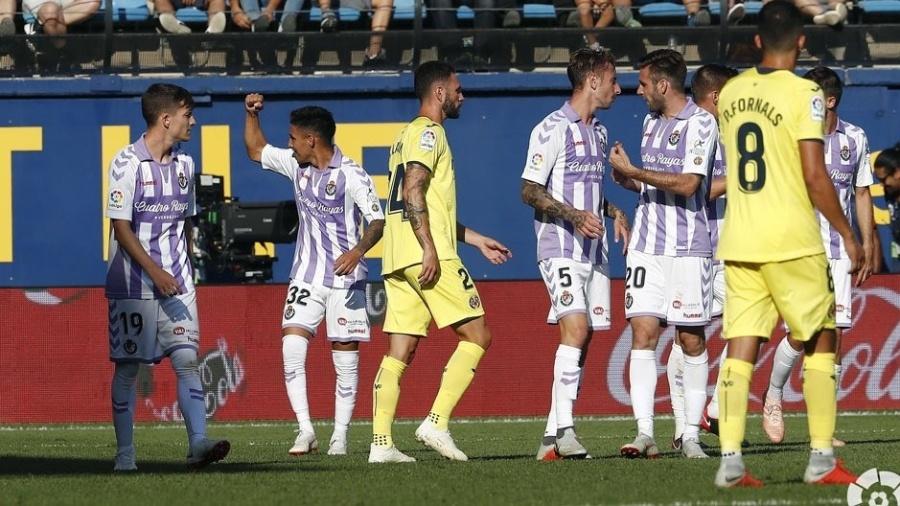 Valladolid x Villarreal ao vivo - Foto/Divulgação