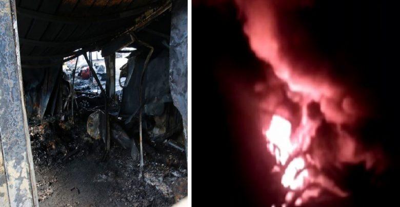 Vídeo mostra incêndio no Flamengo que matou 10 pessoas - Foto/Divulgação